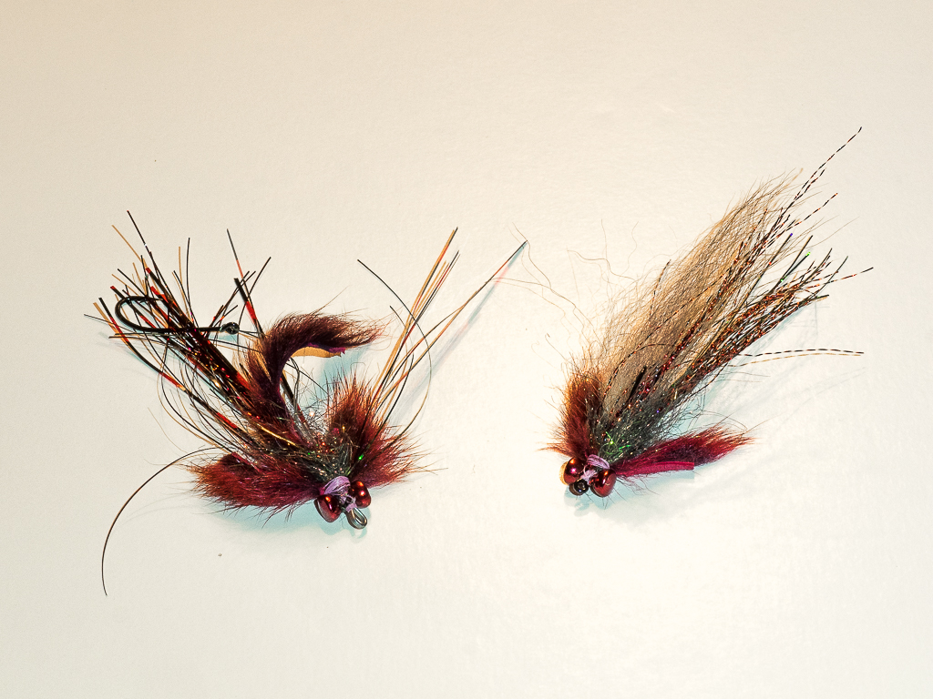 A Zonker Sculpin For Fattie Browns And Bass Fly Fishing For
