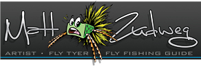 Matt Zudwegs Zflyfishing