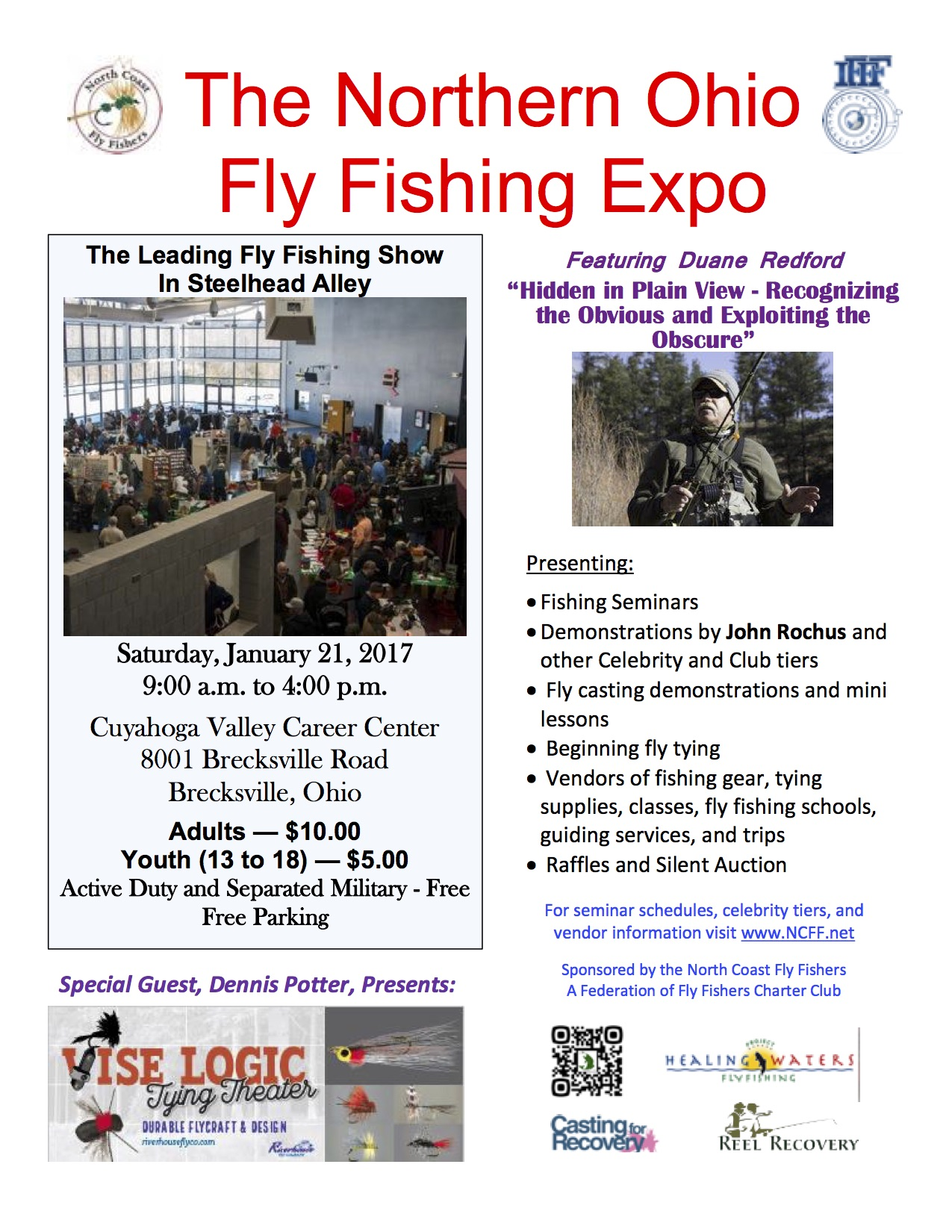cleveland fly fishing expo