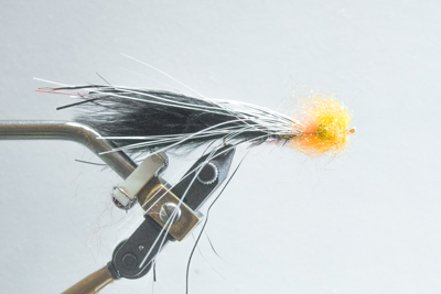 Skeleton Leech Fly Pattern